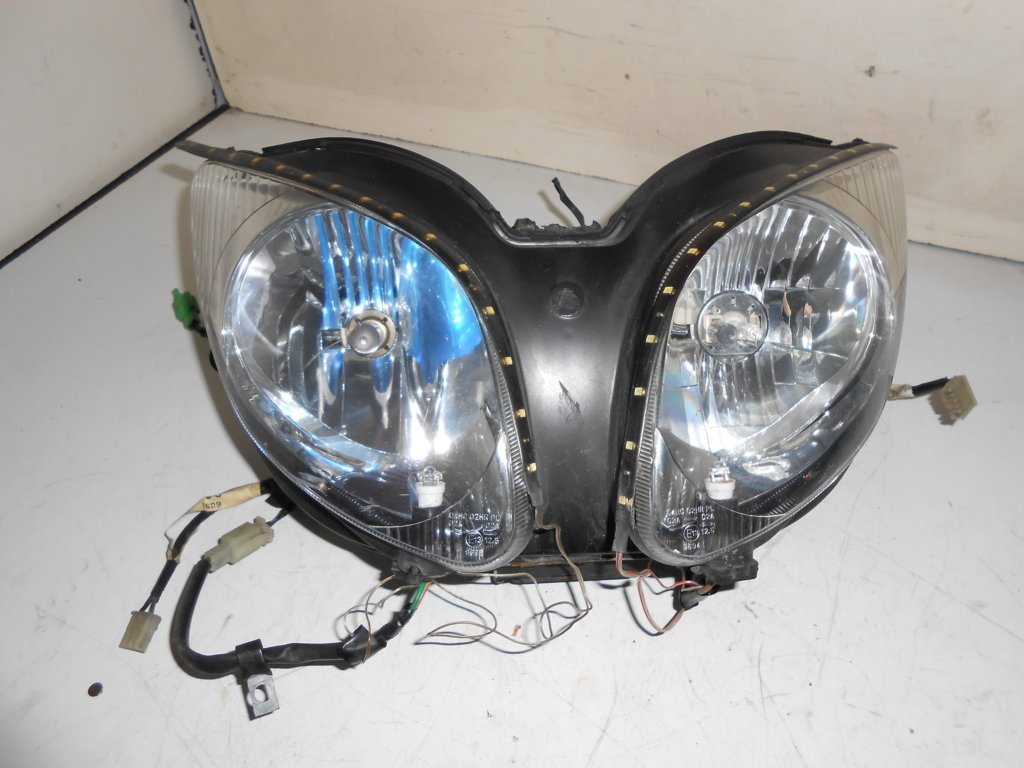 Faro fanale anteriore fari yamaha tmax t max 500 2001 2007 for Stima del costo del portico anteriore