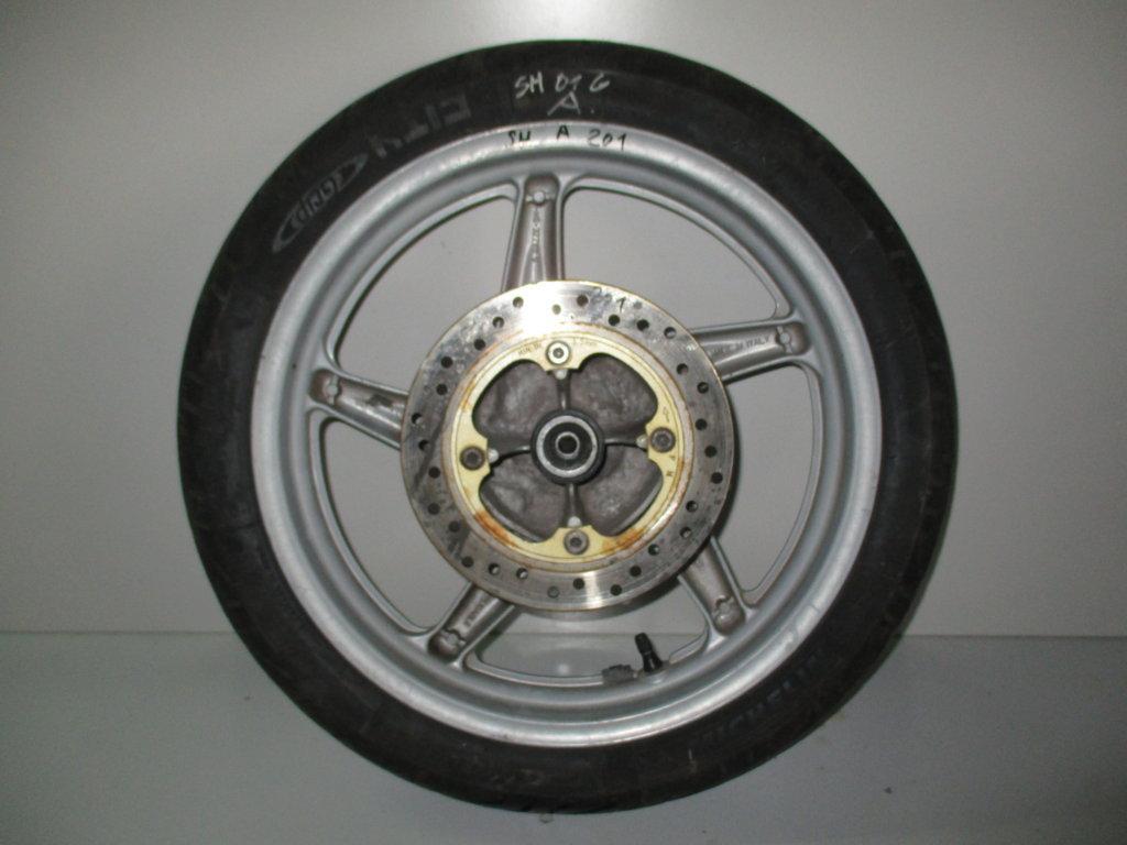 Ruota anteriore cerchio ruote cerchi honda sh 125 150 2001 for Stima del costo del portico anteriore
